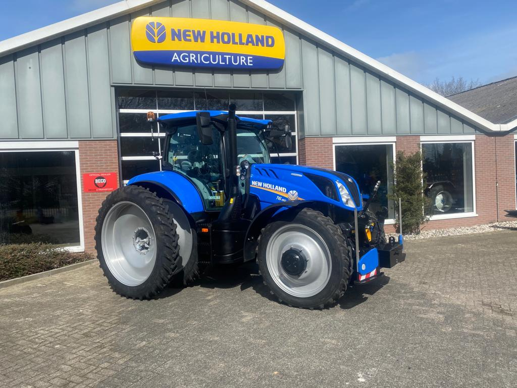 New Holland T6.180DC